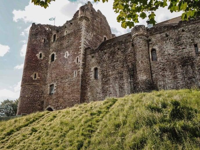 Doune Castle Outlander locations