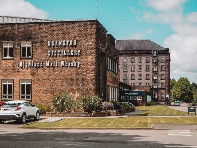 Deanston Distillery Outlander