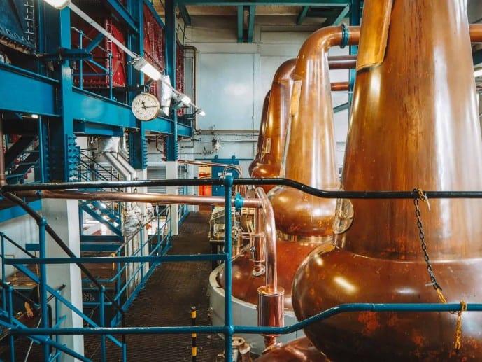 Deanston Distillery