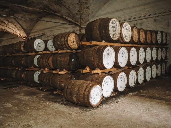 Deanston Distillery was used in season 2 of Outlander