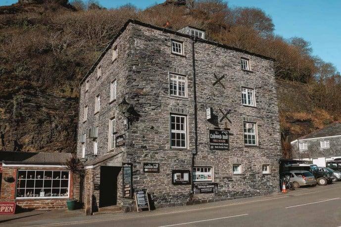 The Cobweb Inn Boscastle