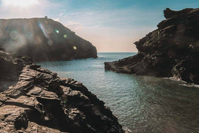 Boscastle Cliffs