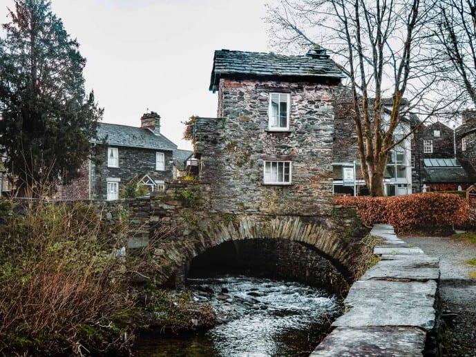 The Bridge House Ambleside