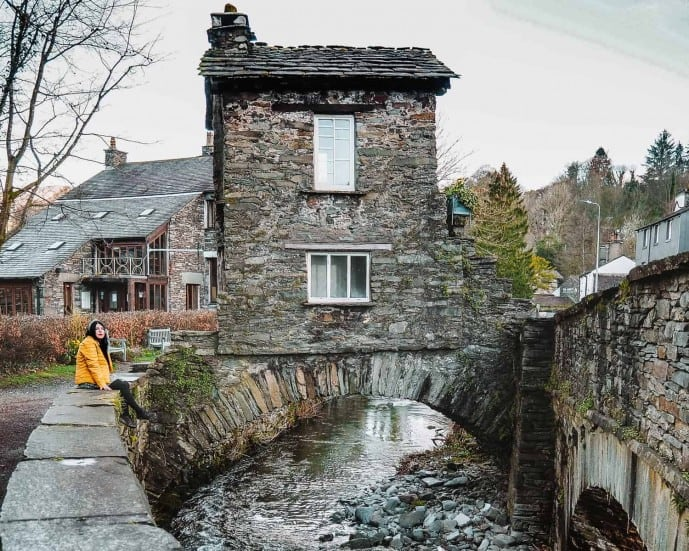 The Bridge House Ambleside Lake District