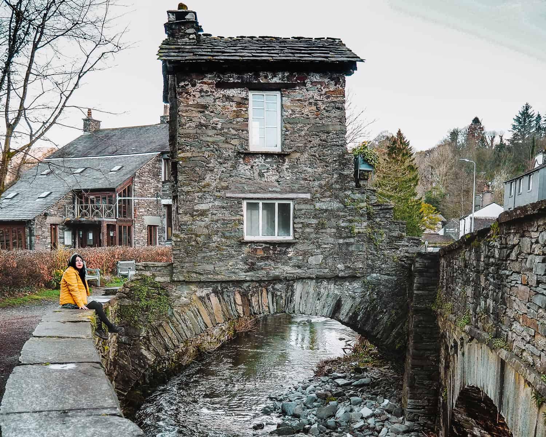 The Bridge House Ambleside Lake District