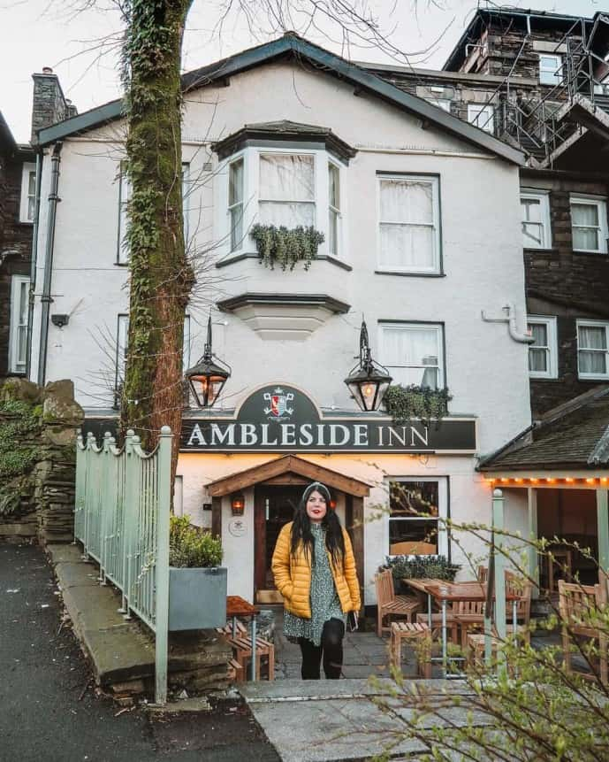 The Ambleside Inn, Ambleside