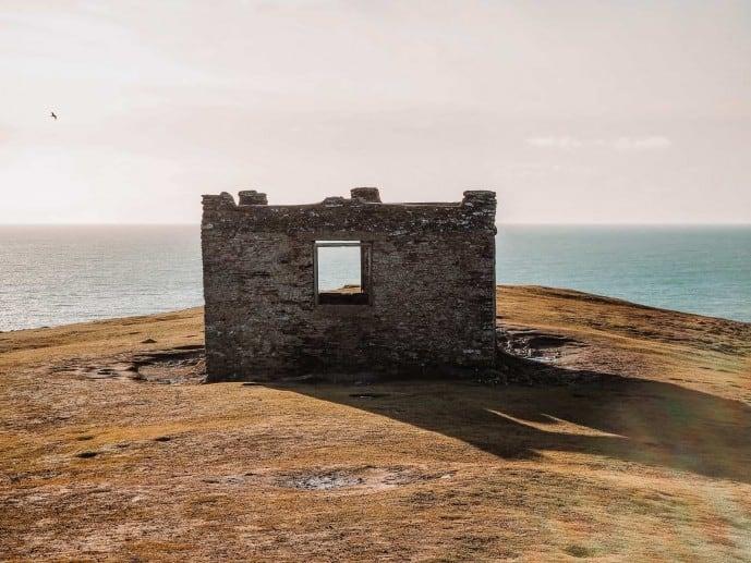 Burgh Island Huer Hut