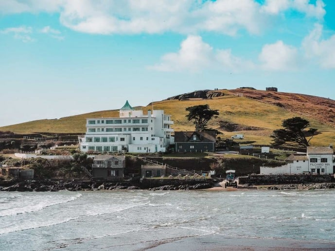 Things to do on Burgh Island Travel guide