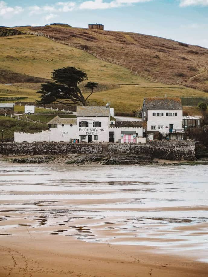 The Pilchard Inn, Burgh Island