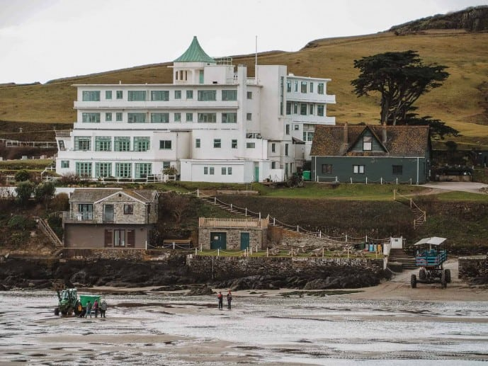 Burgh Island Hotel | Things to do on Burgh Island | Burgh Island Travel Guide