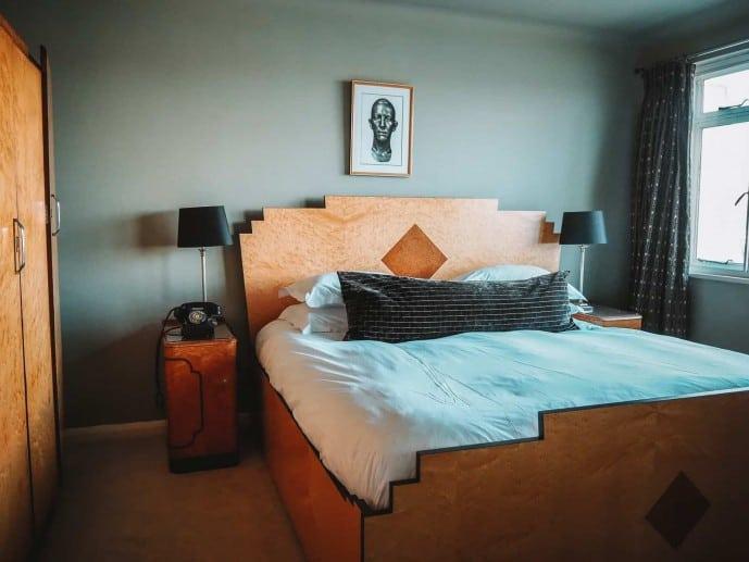 Noel Coward Suite Burgh Island Hotel