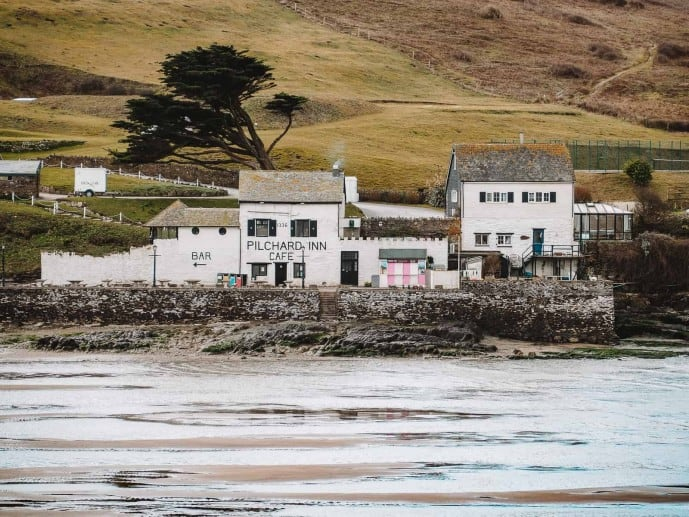 The Pilchard Inn Burgh Island