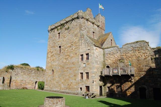 Balgonie Castle Outlander