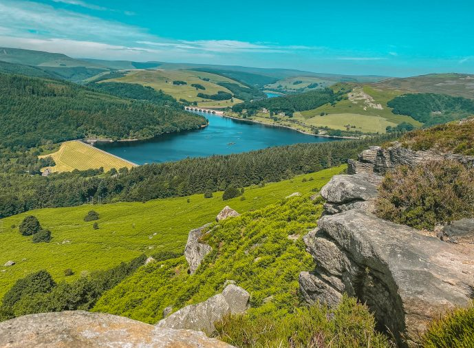 Ladybower Reservoir Peak District