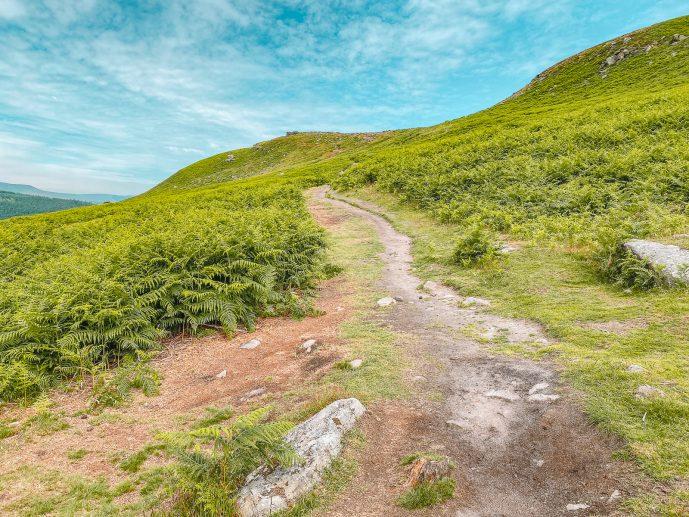 Bamford Edge Walk Peak District