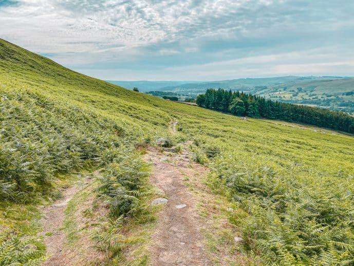 Bamford Edge Walk in the Peak District
