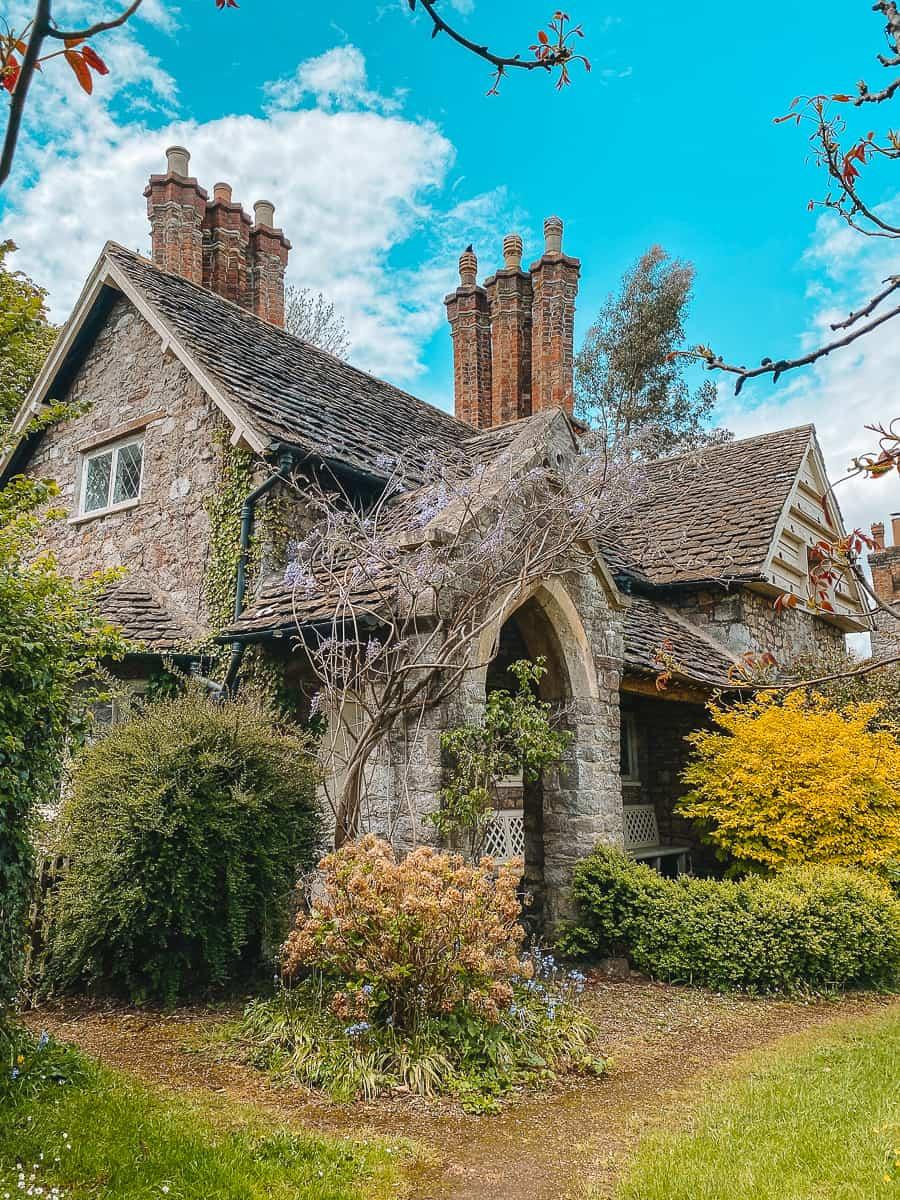 Rose Cottage National Trust Blaise Hamlet