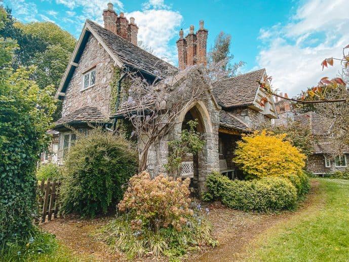 Blaise Hamlet Rose Cottage