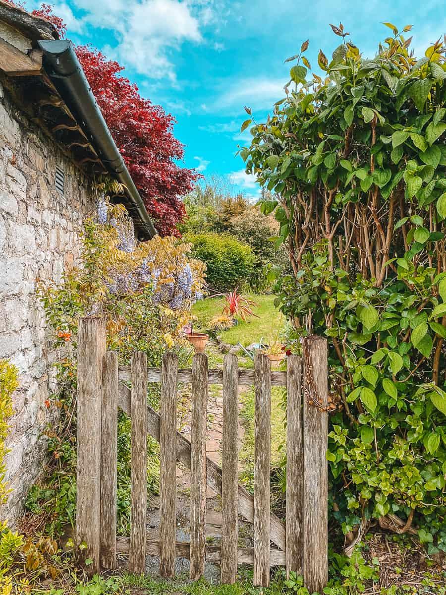 Victorian cottage garden blaise hamlet