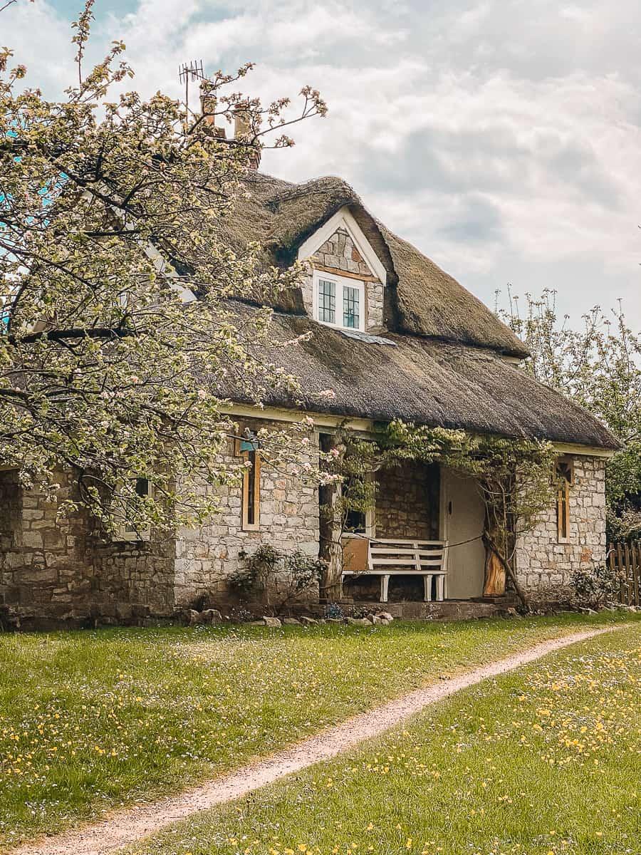 Blaise Hamlet Cottages