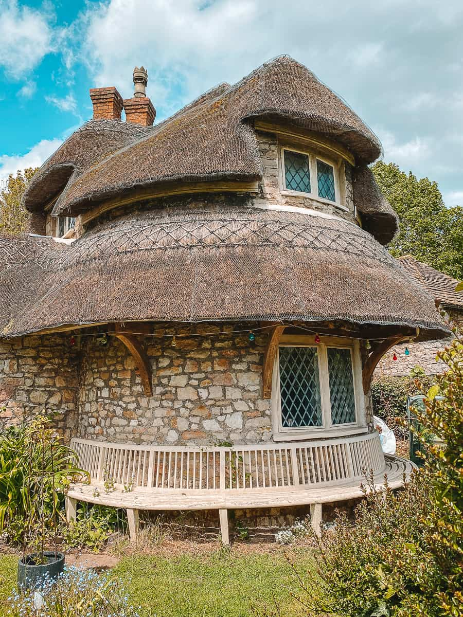 Blaise Hamlet Thatched Cottage