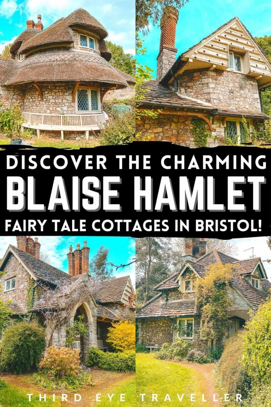 How to visit Blaise Hamlet Cottages