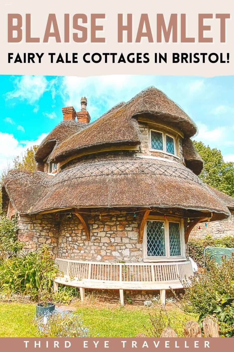 How to visit Blaise Hamlet in Bristol