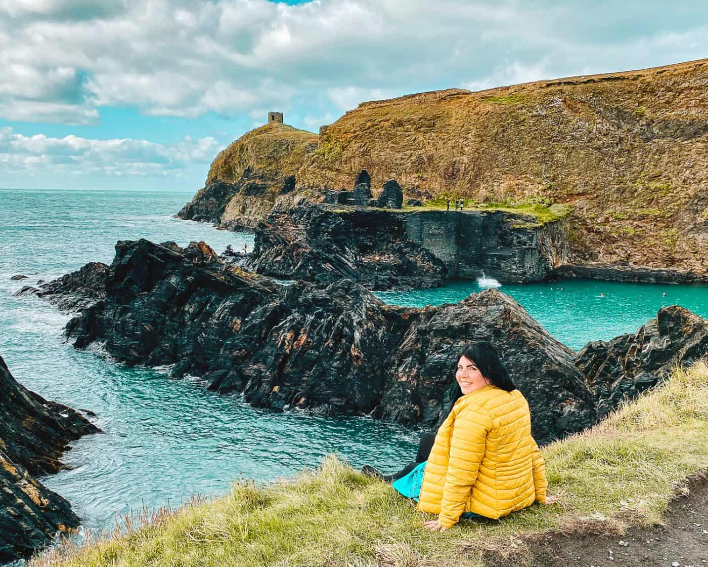 How to visit the Blue Lagoon in Pembrokeshire Wales