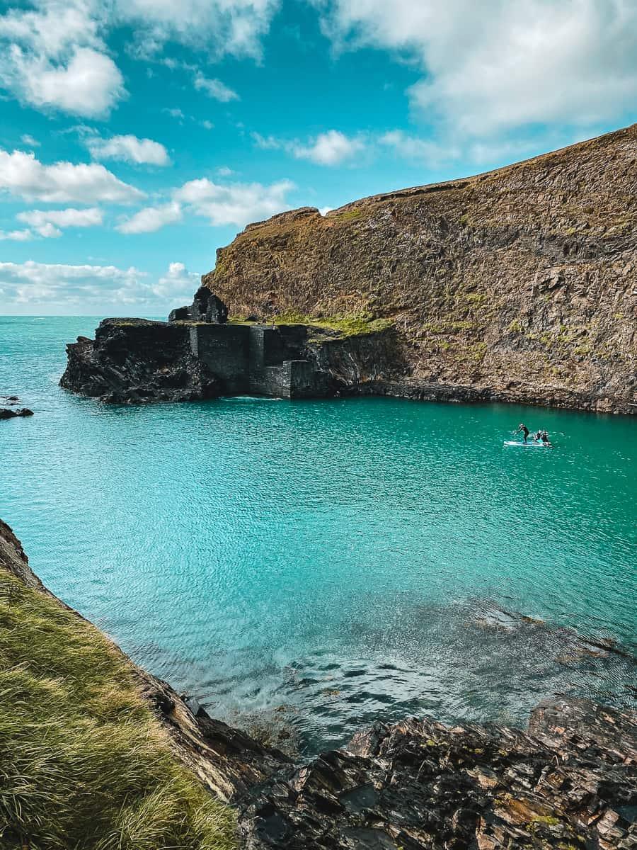 Blue Lagoon Abereiddi