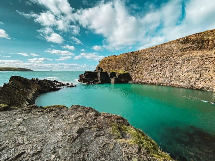 The Blue Lagoon Wales