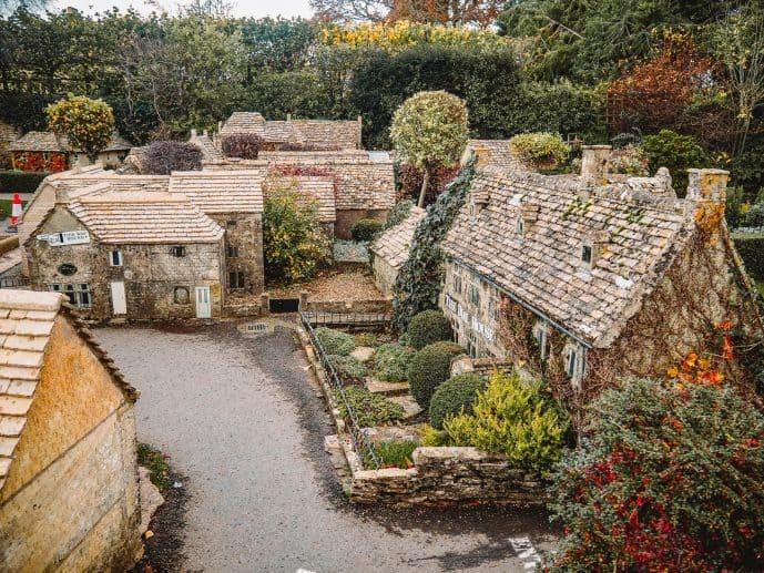 Bourton Model Village cotswolds