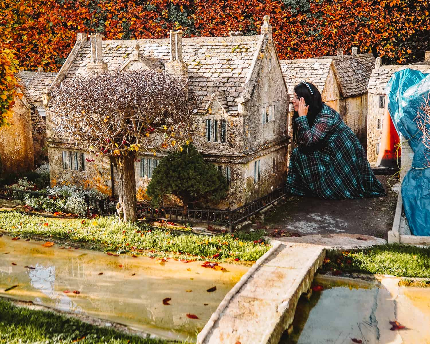 Bourton on the Water Model Village Cotswolds