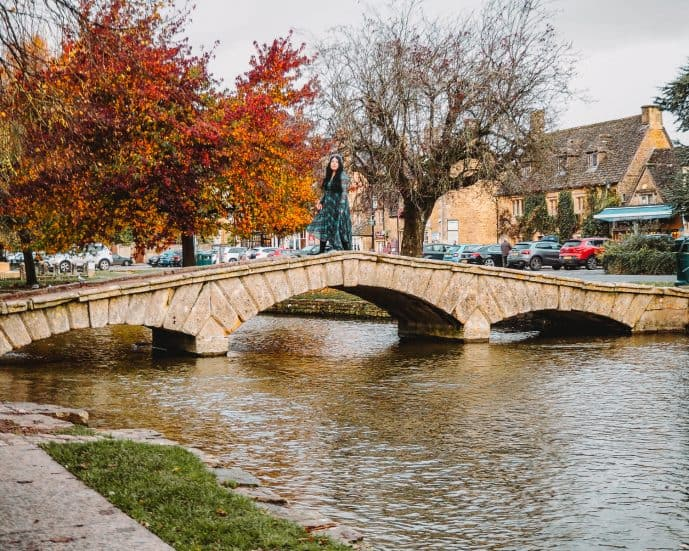 Bourton on the Water River windrush