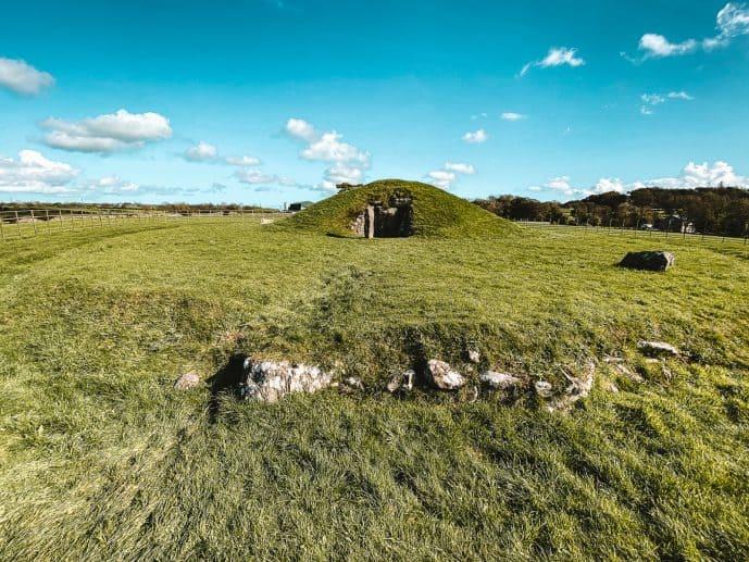 Bryn Celli Ddu ancient site