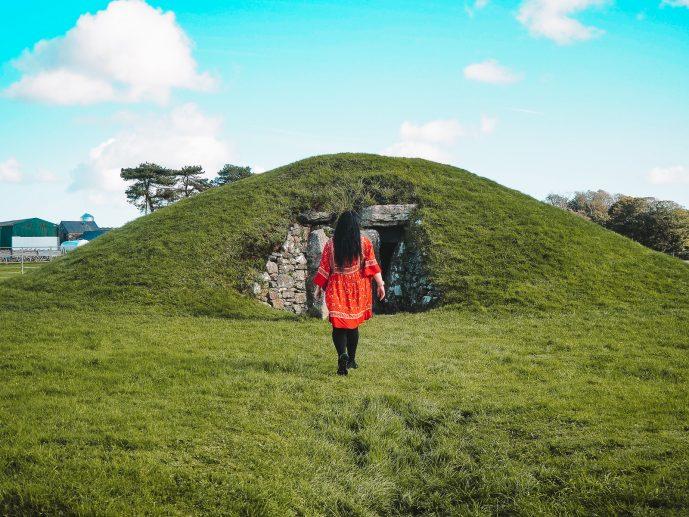 Bryn Celli Ddu Burial Chamber Anglesey