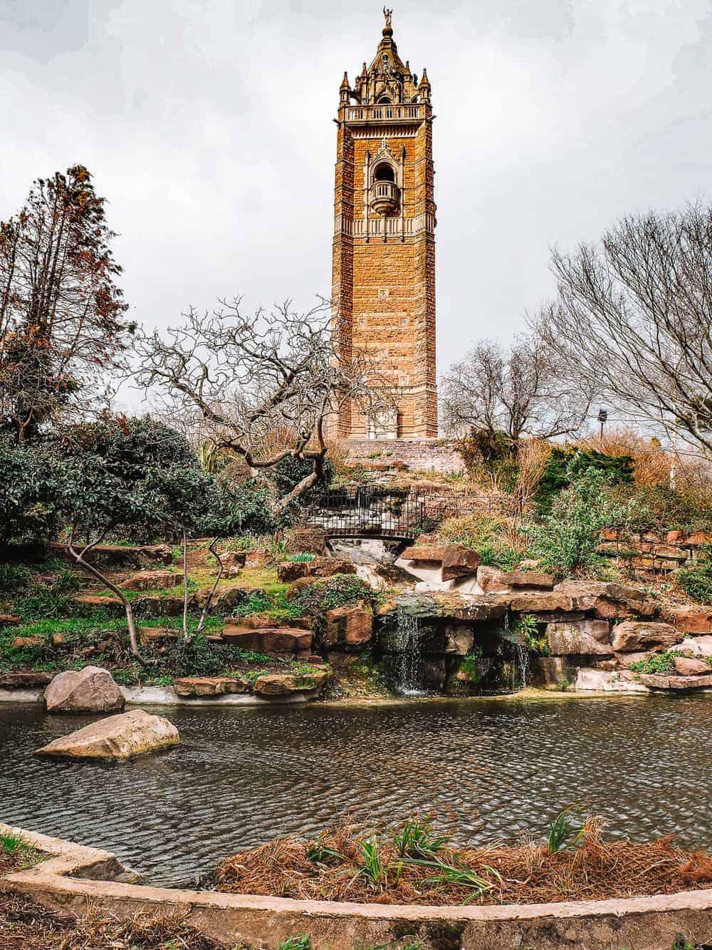 Cabot Tower Gardens