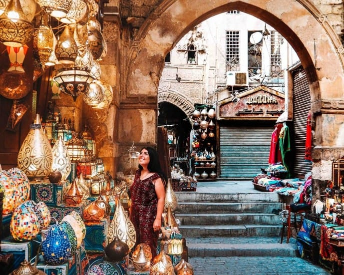 places to visit in cairo