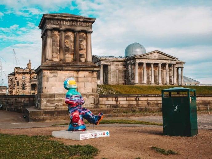 The Collective on Carlton Hill Edinburgh
