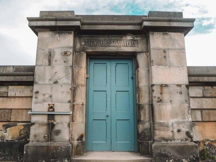City Observatory Edinburgh