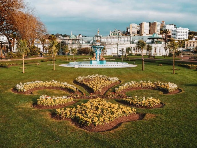 The Princess Gardens Torquay