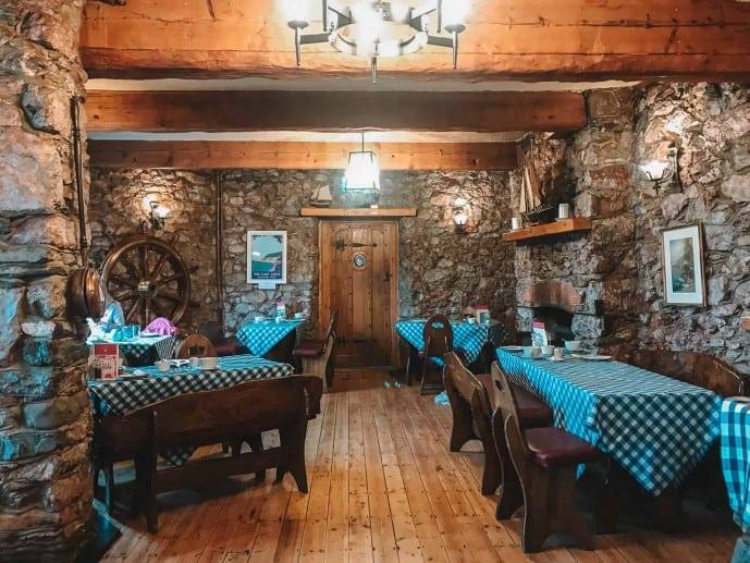 Cary Arms Restaurant