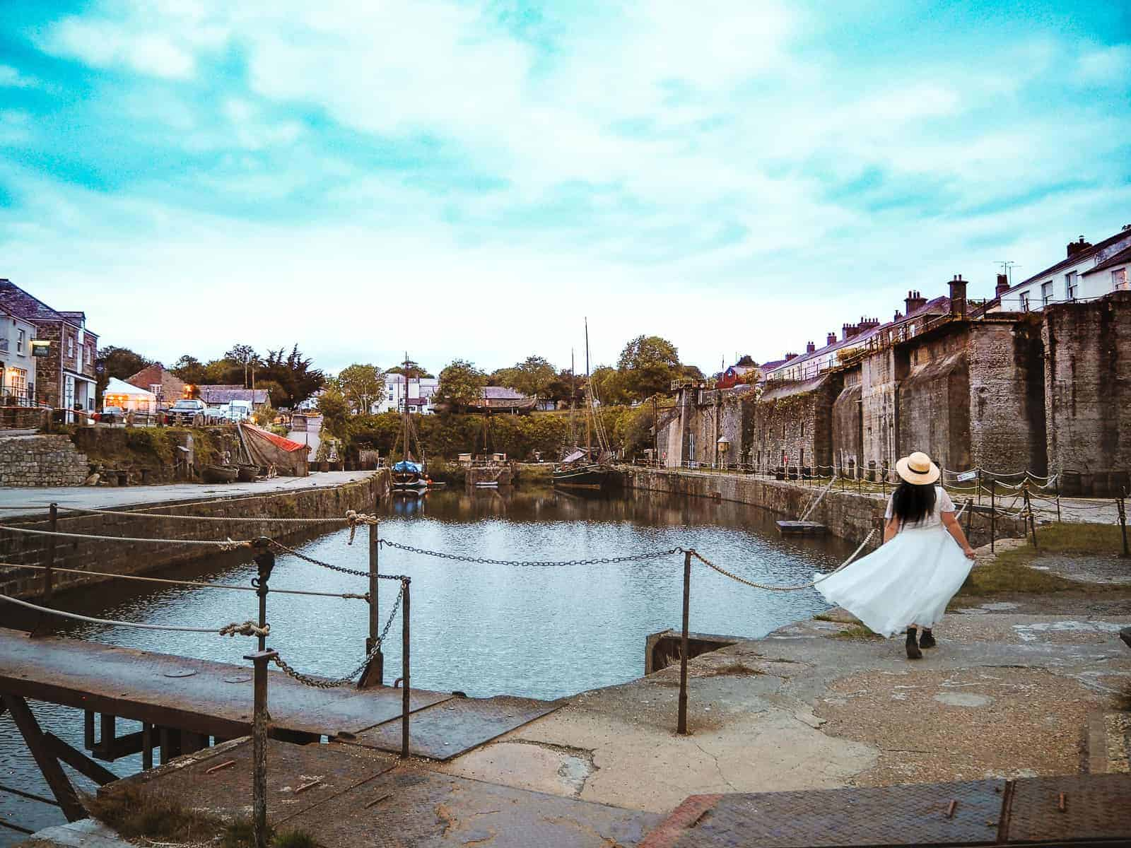 Things to do in Charlestown Cornwall