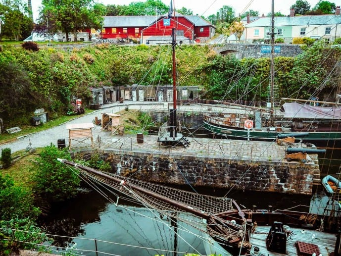 The Shipwreck Museum Charlestown