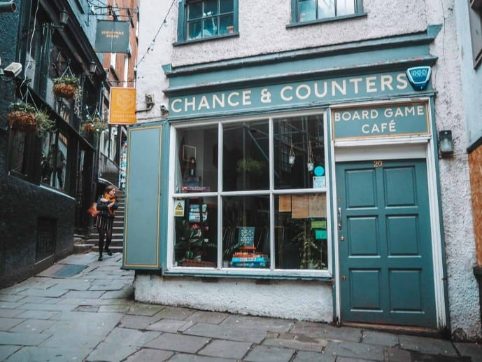 Chance & Counters Bristol