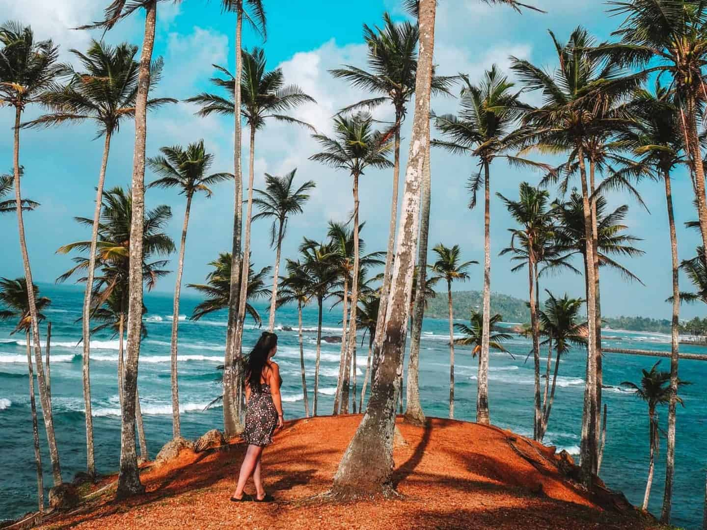 Coconut Tree Hill Mirissa Sri Lanka