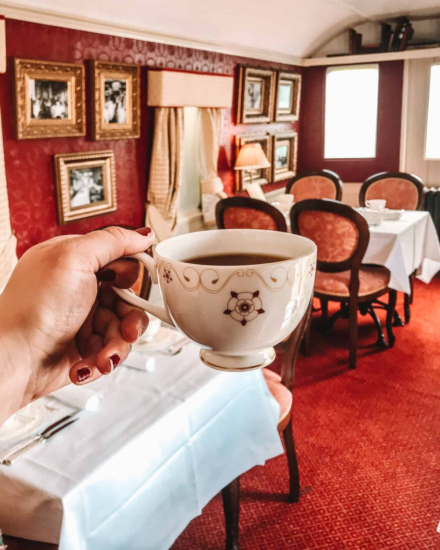 countess of york afternoon tea