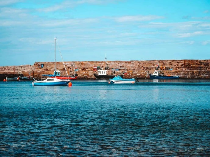 Historic Cove Harbour