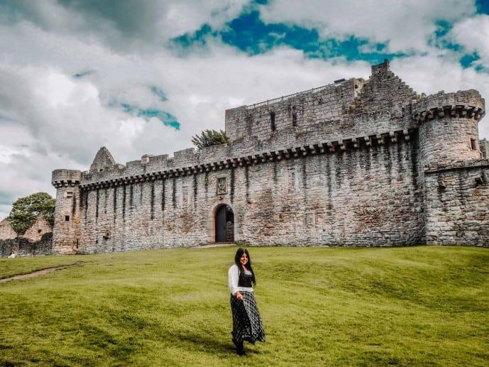 ardsmuir prison craigmillar castle