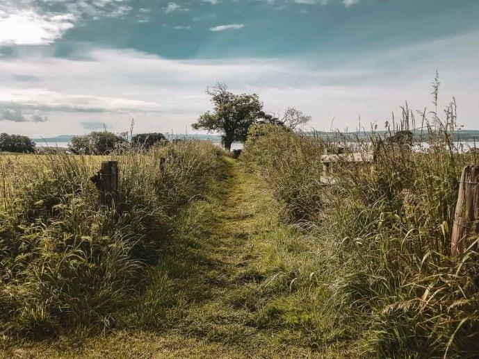 West Kirk walk from Culross