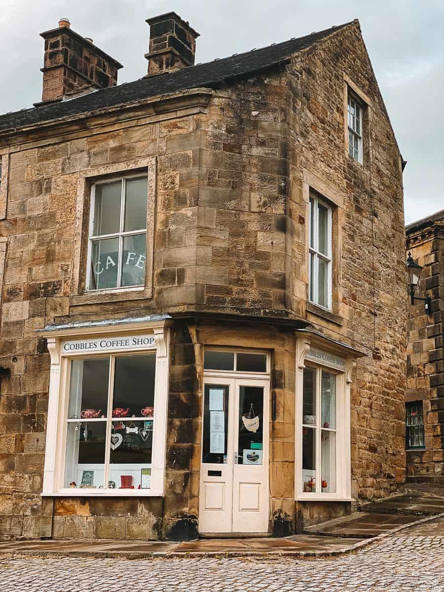 Cobbles Cafe Longnor